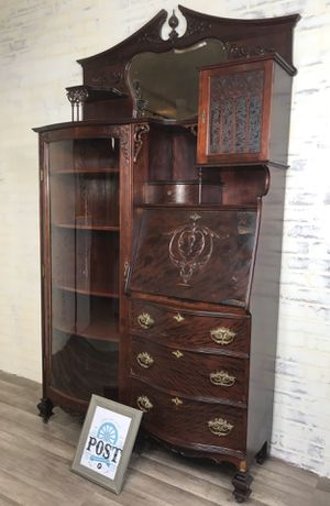 Antique Victorian hutch for Sale in Canby, OR