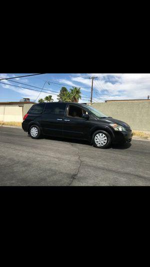2007 nissan Quest SE Minivan. 186K miles for Sale in Las Vegas, NV