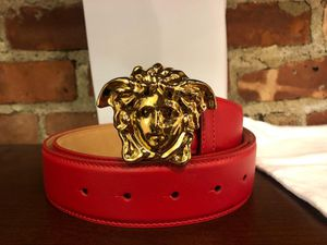 Red Versace Belt *Authentic* for Sale in Queens, NY