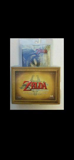 Nintendo Zelda Sword/Shield/soundtrack for Sale in Torrance,  CA