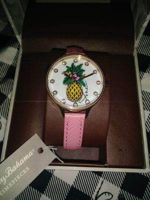 TOMMY BAHAMA WATCH for Sale in Federal Way, WA