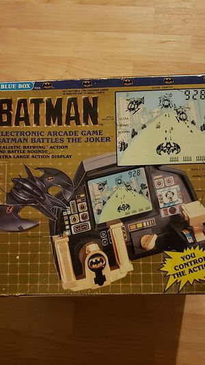 RARE Batman Electronic arcade game for Sale in Charlotte, NC