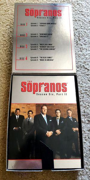 Sopranos Last Season for Sale in La Mesa, CA