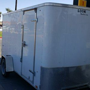 2019 Look Trailer 6.8' By 12 for Sale in Phoenix, AZ