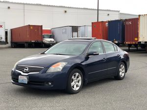 2008 Nissan Altima fully loaded !!! for Sale in Tacoma, WA