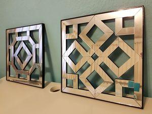 Z Gallerie Mirror Wall Decor for Sale in Bellevue, WA