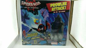 Spider-man Into The Spider-Verse Prowler Attack! 3D Game Hasbro for Sale in Fort Wayne, IN