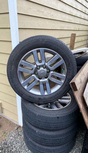 "Toyota 20"" wheels for Sale in Marysville, WA"