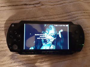 Fully modded psp with 122 games on it for Sale in Medford, OR