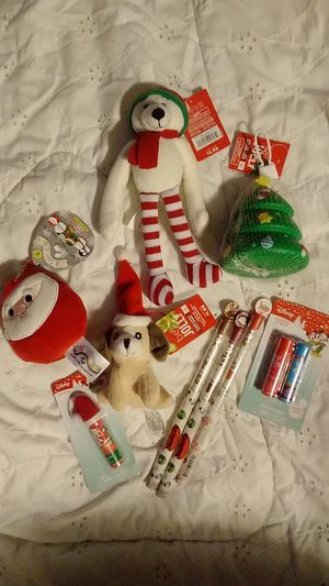New Christmas Stocking stuffer lot $22 retail value for Sale in Mill Creek, WA