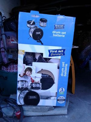 First Act Youth Drum Set for Sale in Philadelphia, PA