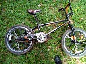 Mongoose 20 inch bmx bike nothing wrong with it at all for Sale in Smyrna, TN