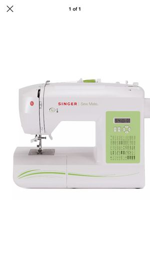Singer sewing machine for Sale in Fairfax, VA