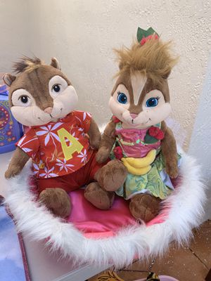 Alvin and the chipmunks build a bear for Sale in Miami, FL