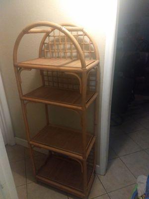 Wicker shelves for Sale in Sebring, FL