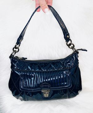 Authentic Patent Leather Coach Purse for Sale in Chandler, AZ
