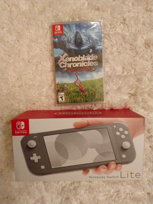 Nintendo Switch Lite Xenoblade Bundle for Sale in Federal Way, WA