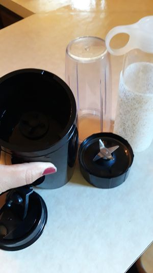 Personal blender! Great price! FREE bottle! for Sale in Belle Isle, FL