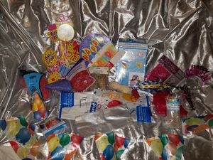 Birthday party supplies - Mesa for Sale in Mesa, AZ