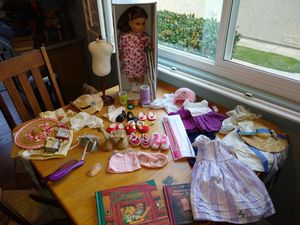 American Girl Doll and Accessories for Sale in Laguna Hills, CA