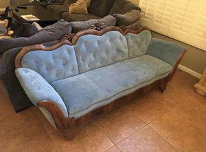 18th Century Antique Empire Sofa for Sale in Hillsboro, OR