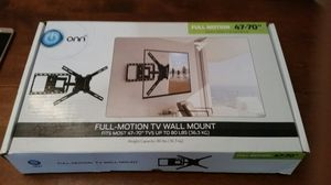 Full motion TV Wall Mount for Sale in Dallas, TX