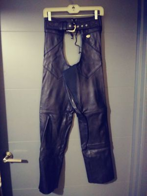 Harley Davidson Leather Chaps for Sale in Salt Lake City, UT