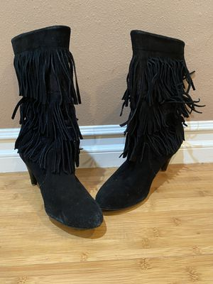 Chinese Laundry Fringe Heels for Sale in Los Angeles, CA