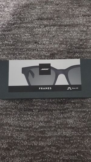 Bose Frames Alto - Bluetooth Sunglasses for Sale in Kent, WA