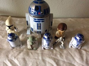 Lot of fast food Star Wars toys for Sale in Lafayette, CO