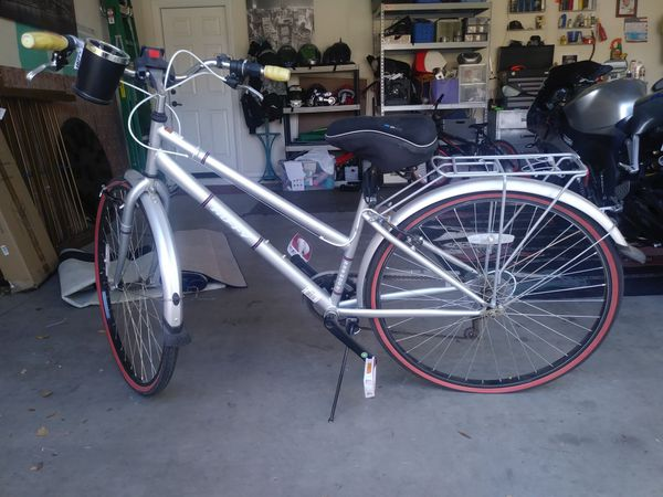Woman's Huffy Bicycle