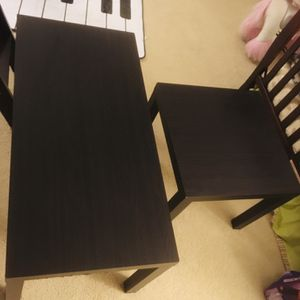 Coffee and side table for Sale in Potomac, MD