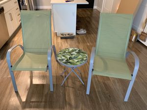 Outdoor patio furniture set for Sale in Lone Tree, CO