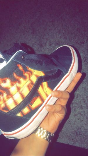 Vans X thrasher collaboration sneaker for Sale in Houston, TX