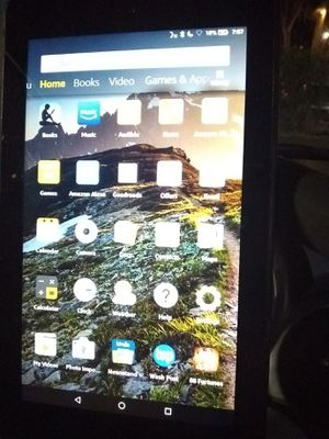Amazon Fire Tablet 9th Generation for Sale in Commerce, CA