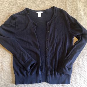 H&M Navy Cardigan for Sale in Cleveland, OH