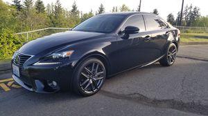 2014 Lexus IS250 AWD for Sale in Seattle, WA