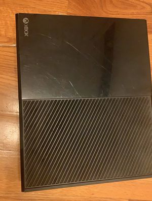XBOX ONE W/ GAMES HIGH VALUE for Sale in Brooklyn, NY
