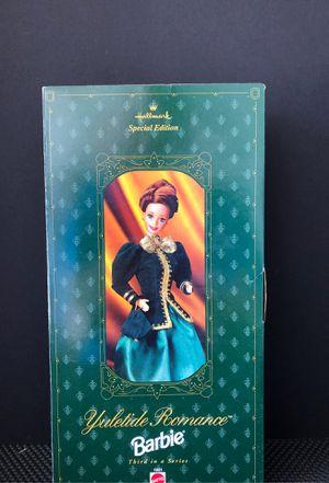 Barbie Doll 1996 Yuletide Romance Barbie #15621 for Sale in Suffolk, VA