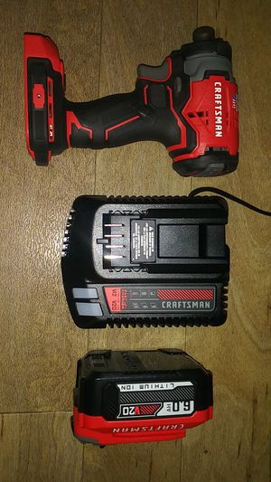 Craftsman cordless impact drill for Sale in Arlington, TX