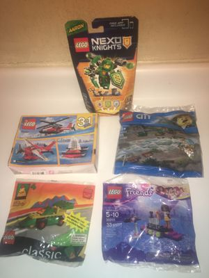 New LEGO Toys and Pieces for Sale in Santa Ana, CA