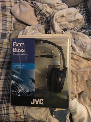 JVC Extra Bass Stereo Headphones for Sale in Alexandria, VA