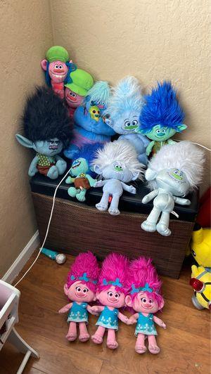 12 trolls for Sale in San Diego, CA