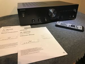 Onkyo - A 9010 - stereo integrated amp for Sale in Kissimmee, FL