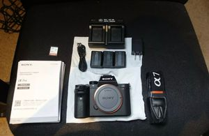 Sony A7r ii for Sale in Windsor, CT