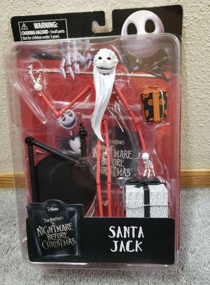 New Nightmare Before Christmas Santa Jack For Sale for Sale in Vancouver, WA