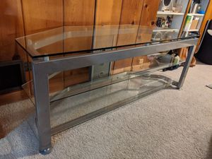 Modern tv stand for Sale in Portland, OR