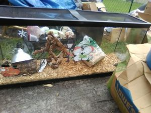 Tank for fish, reptiles for Sale in Fort Myers, FL