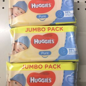 Huggies Wipes 72 Count for Sale in Queens, NY