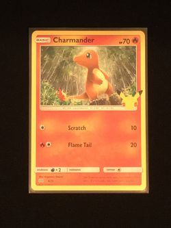 McDonald's Pokémon 25th Anniversary Cards for Sale in Colton, CA